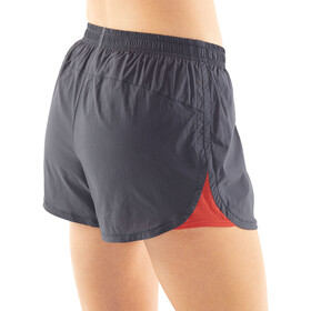 Icebreaker Impulse Running Shorts Damen panther/ember